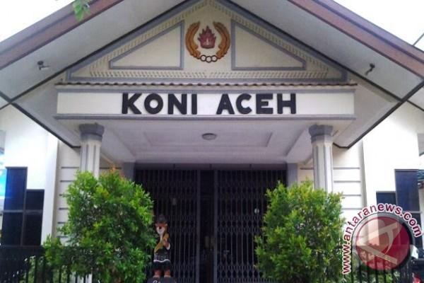 Koni Aceh buka pendaftaran calon ketua umum
