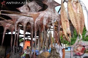 Nelayan Aceh Selatan panen gurita