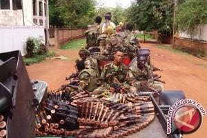 Sedikitnya 22 tewas dalam bentrokan di Afrika Tengah