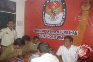 KIP Kota Lhokseumawe plenokan  DPS Pemilu 2019