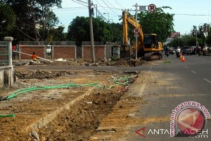 Pemprov tingkatkan status jalan di Aceh Tamiang