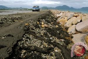 Jalan baru selesai sudah rusak di Tamiang