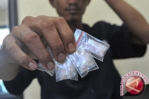 Polres Lhokseumawe tangkap pengedar sabu-sabu
