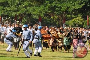 HUT TNI di Lhokseumawe dimeriahkan drama pahlawan