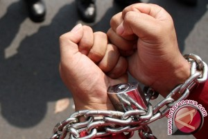 Polisi Singkil tangkap mantan napi pakai narkoba