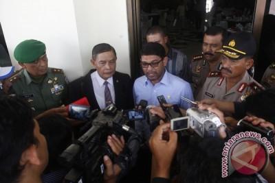 DPR Bahas Keamanan Aceh