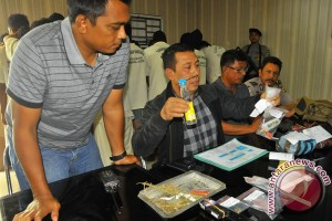Sembilan pengguna narkoba ditangkap polisi