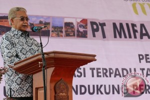 Gubernur Pertegas Aceh Aman Untuk Investasi