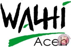 Walhi: Usut perambahan hutan di Aceh Selatan