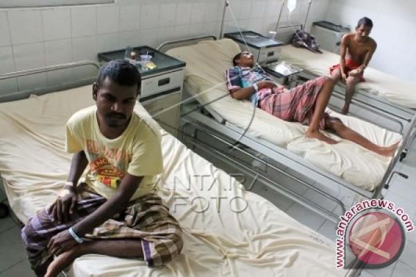 Nelayan temukan 5 etnis Rohingya di Aceh