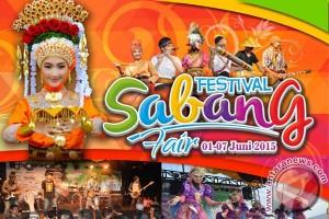 Festival Sabang Fair 2016 Undang Negara Asean