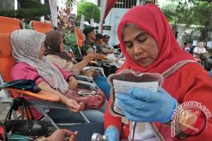 Wali kota: Jadikan donor darah gaya hidup