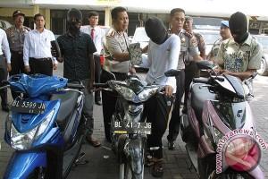 Aksi pencurian sepeda motor marak di Subulussalam