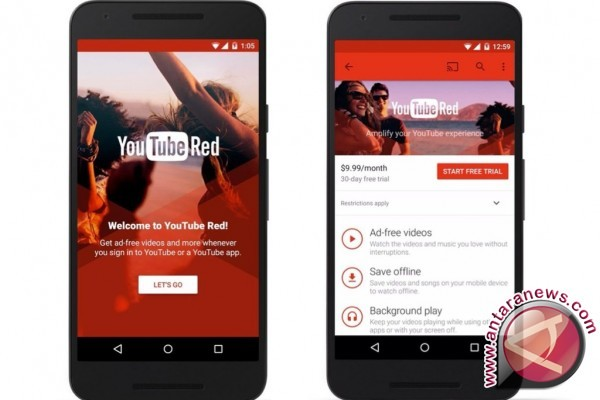 YouTube tak akan lagi bedakan aspek rasio video