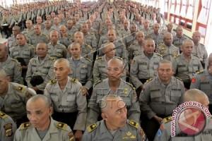 Polisi Aceh Barat dites psikolog pegang senjata