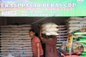 Harga beras mulai menurun di Lhokseumawe