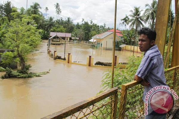 BPBD Singkil siaga 24 jam musim hujan