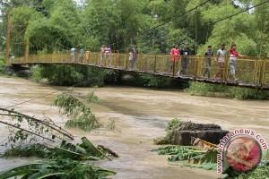 Korban terseret banjir di Aceh Jaya ditemukan