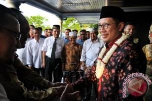 Menteri Agama Kunjungi Aceh Utara