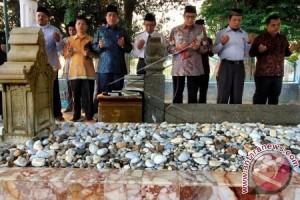 Menteri Agama Ziarah ke Makam Raja Samudera Pasai