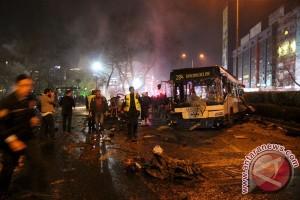 Bom mobil dekat perbatasan Suriah-Turki tewaskan 20 orang
