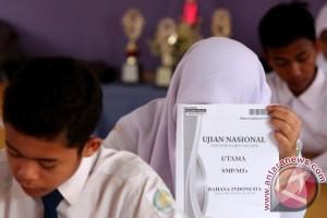 Ratusan siswa SMP Abdya terpaksa ikut UNKP