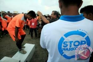 Turnamen bola kaki Aceh Timur cegah narkoba