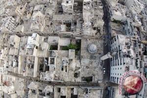 Tentara Suriah gempur kota Nawa, puluhan orang tewas dan cidera