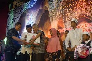 Semen Indonesia Group distribusikan 35.700 paket sembako