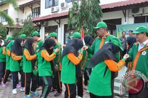 Bupati Aceh Barat lepas kontingen Porseni ke Takengon