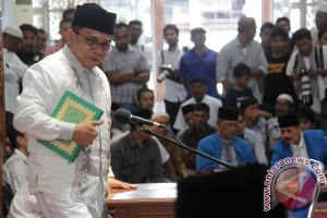 Irwandi-Nova jadi gubernur/wagub Aceh 2017-2022