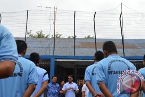 Usai shalat napi meninggal di Rutan Sabang