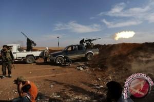 Serangan roket pemberontak tewaskan 38 warga sipil Suriah