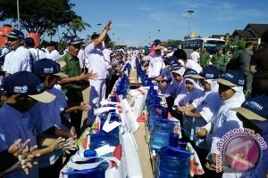 Pemkab Aceh Jaya peringati Hari Kesehatan Nasional ke 52
