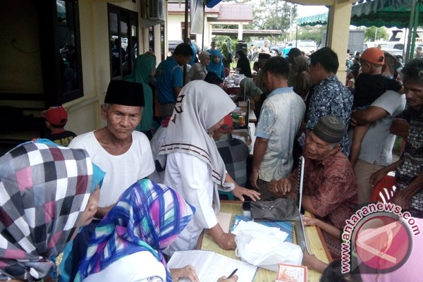 Kasus ispa di Aceh Barat meningkat