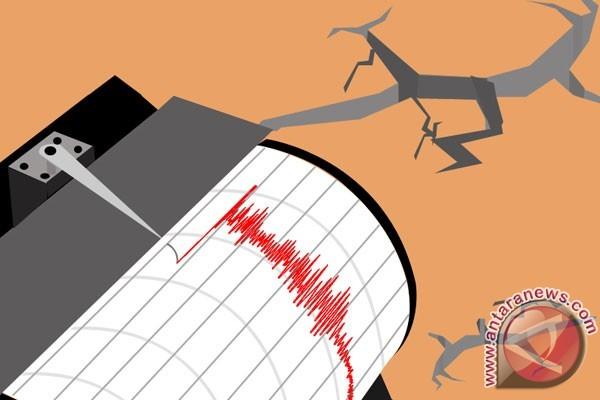 Gempa 44 SR guncang Sinabang