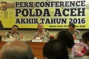 Polda Aceh ungkap 14 kasus narkoba