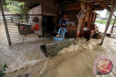 Puluhan rumah diterjang banjir di Pidie