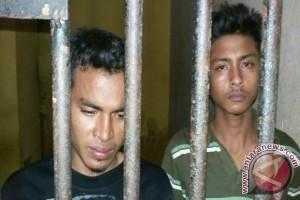 Dua pelaku pembuat senjata rakitan dibekuk Polisi
