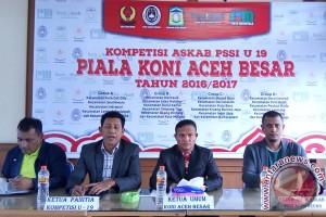 22 tim perebutkan Piala KONI Aceh Besar