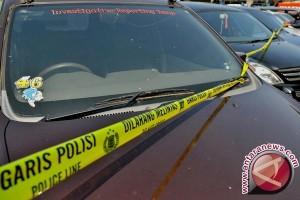 Polisi tangkap tersangka penipuan mobil rental