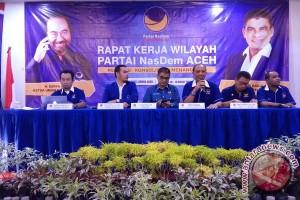 Nasdem target empat kursi DPR dari Aceh