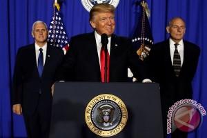 Hari ini koalisi anti-ISIS bertemu Donald Trump bahas nasib ISIS