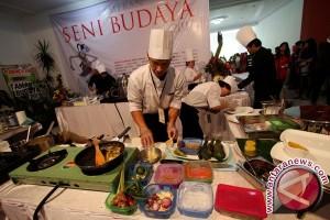 Pelindo I gelar festival budaya dan kuliner ''Lhokseumawe Beranda Depan Indonesia''