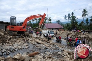 Aktivis: Banjir bandang Aceh Tenggara terancam terulang