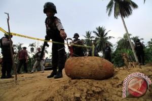 Polisi amankan bom rakitan sisa konflik Aceh