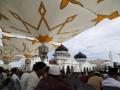 Wajah Baru Masjid Raya Baiturrahman