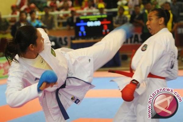 Karateka Sabang sabet emas di Malaysia