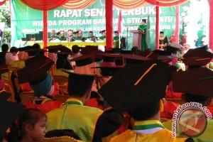 STAIN Meulaboh wisuda lulusan perdana bahasa Arab