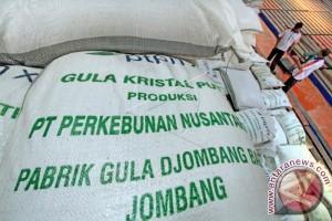 Persediaan gula gudang Bulog Aceh 4.268 ton